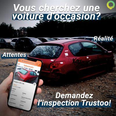 Privilège Inspection véhicules 7j/7, partout en France