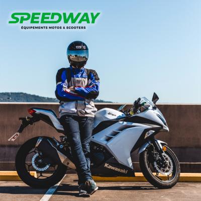 Privilège Speedway : Equipementier moto